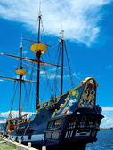 Pirate Ship The Jolly Roger Cayman Islands — Stock Photo