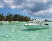 Rum Point Cayman Islands — Stock Photo