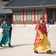 Foto de Stock  : Koreroyal guard
