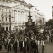 View of Piccadilly Circus, 2010 — Stock Photo #10097487