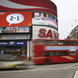 View of Piccadilly Circus, 2010 — Stock Photo #10098627