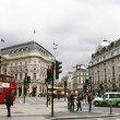 Stock Photo: View of Piccadilly Circus, 2010