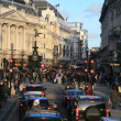 View of Piccadilly Circus, 2010 — Stock Photo #10099034
