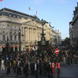 View of Piccadilly Circus, 2010 — Stock Photo