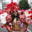 2011, Notting Hill Carnival — Stock Photo