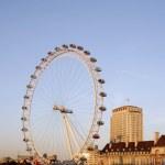 London Eye, Millennium Wheel — Stock Photo #10224592