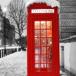 London Telephone Booth — Stock Photo #10237817