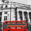 Royalty-Free Stock Photo: London Route Master Bus