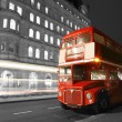 London Route Master Bus — Stock Photo #10279748