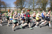 London Marathon, 2012 — Stock Photo