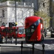 Stock Photo: New Bus For London