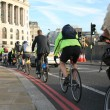 London's bicycle sharing scheme — Stok fotoğraf