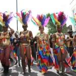 Notting Hill Carnival, 2010 — Stock Photo #9736073