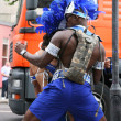 Notting Hill Carnival, 2010 — Stock Photo #9736443