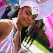 Notting Hill Carnival, 2010 — Stock Photo