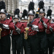 New Year's day parade in London - Lizenzfreies Foto