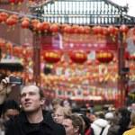 Celebration of Chinese New Year — Stock Photo #9739966