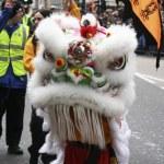 Celebration of Chinese New Year — Stock Photo #9739989