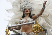Notting Hill Carnival, 2009 — Stock Photo