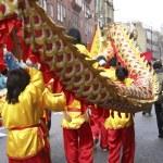 Celebration of Chinese New Year — Stock Photo #9740004