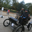 London to Brighton Veteran Car Run — ストック写真