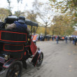 London to Brighton Veteran Car Run - Stock Photo