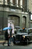 Taxi de londres — Foto de Stock