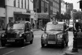 LONDON TAXI — Stock Photo