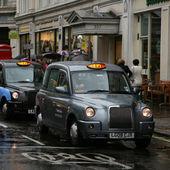 LONDON TAXI — Foto Stock