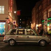такси лондона — Стоковое фото