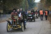 Londres para coches veteranos brighton ejecutar — Foto de Stock