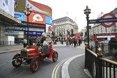 London to Brighton Veteran Car Run — Stockfoto
