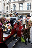 London to Brighton Veteran Car Run — Stock Photo