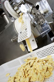 The fresh pasta industry — Stock Photo