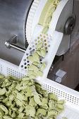 The fresh pasta industry — Stock Photo