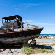 Rusty seboat — Stock Photo #10344139