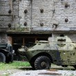 Armoured war vehicle - Foto de Stock