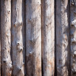 Lumber  wall — Stock Photo