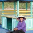 Stock Photo: Tuat - Halong Bay Resident