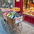Stock Photo: Wine shop in Uzes France
