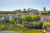 Medieval Village of Sauve France — Stockfoto