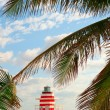 Miami Beach Life Guard Shack — Stock Photo #10552335