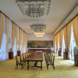Dining Room at Reunification Palace - Stock Photo