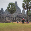 Angkor Thom — Stock Photo #10552747