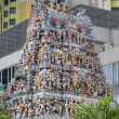 Hindu Temple in Singapore — Stock Photo #10552840