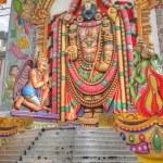 Hindu Temple in Singapore — Stock Photo
