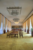Dining Room at Reunification Palace — Stock Photo