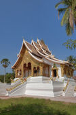 Haw Pha Bang - Royal Chapel — Stock Photo
