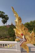 Haw Pha Bang - Royal Chapel — Stockfoto