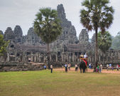 Angkor Thom — Stock Photo